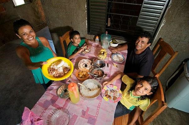 Governo lança programa Fome Zero