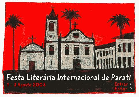 Paraty promove festival literário