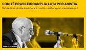 Comitê brasileiro amplia luta por anistia