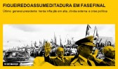 Figueiredo assume ditadura em fase final