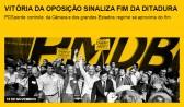 Vitória da oposição sinaliza fim da ditadura