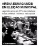 Arena esmaga MDB em eleição municipal