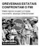 Greves nas estatais confrontam o FMI