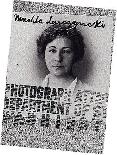 Elise Berger (1907-1940)