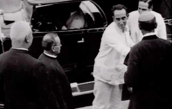 """O pernambucano João Alberto  é nomeado interventor de São Paulo e assume com mudanças ousadas. Trecho de """"1932: a Guerra Civil"""" (1993), de Eduardo Escorel"""
