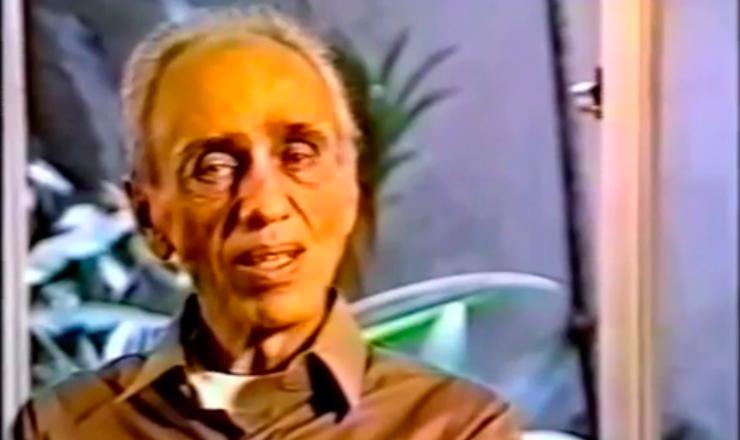 """Depoimento do sociólogo Herbert de Sousa  (Betinho) no filme """"Josué de Castro: Cidadão do Mundo"""" (1995), de Sílvio Tendler"""