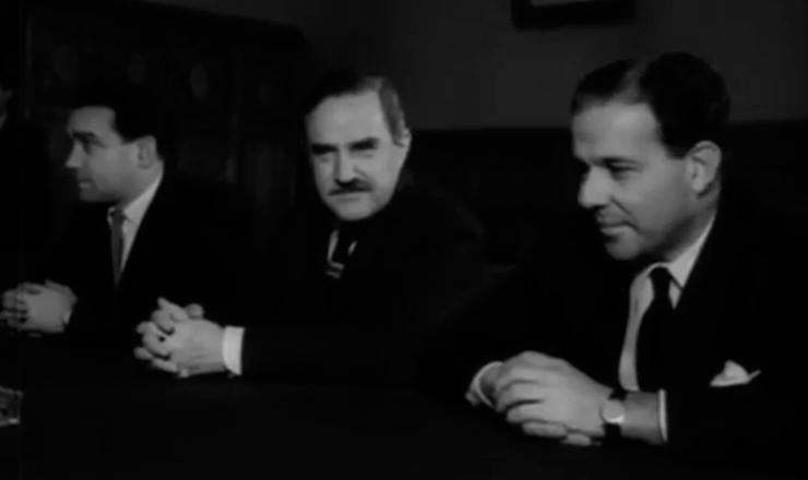 """Ao restabelecer as relações econômicas com a URSS, João Goulart pôs o Brasil na vanguarda dos países não alinhados. Trecho do documentário """"Jango"""" (1984), de Sílvio Tendler"""