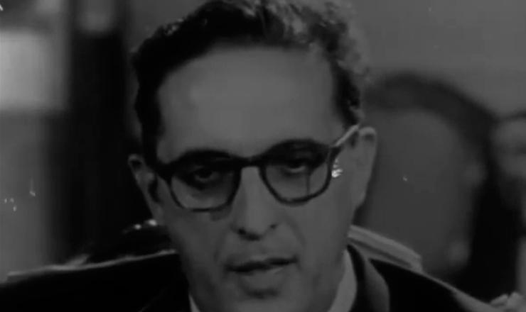 """O jornal norte-americano """"Los Angeles Times"""" publica entrevista em que o governador da Guanabara, Carlos Lacerda, pede a intervenção dos EUA no governo de João Goulart. Trecho do filme """"Jango"""" (1984), de Sílvio Tendler"""