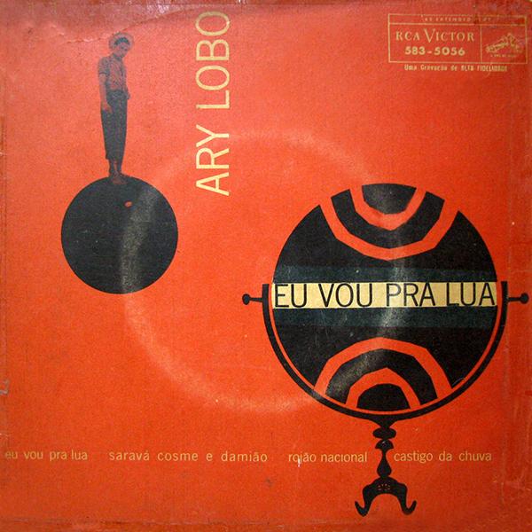 """Trecho de """"Eu Vou pra Lua"""", deLuís Boquinha e Ari Lobo, na voz de Ary Lobo"""