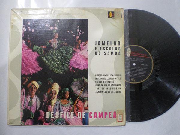 "Trecho de ""Seca do Nordeste"", samba-enredo de 1961 da escola de samba Tupy de Brás de Pina, composto Waldir de Oliveira e Gilberto Andrade, na voz de Jamelão"