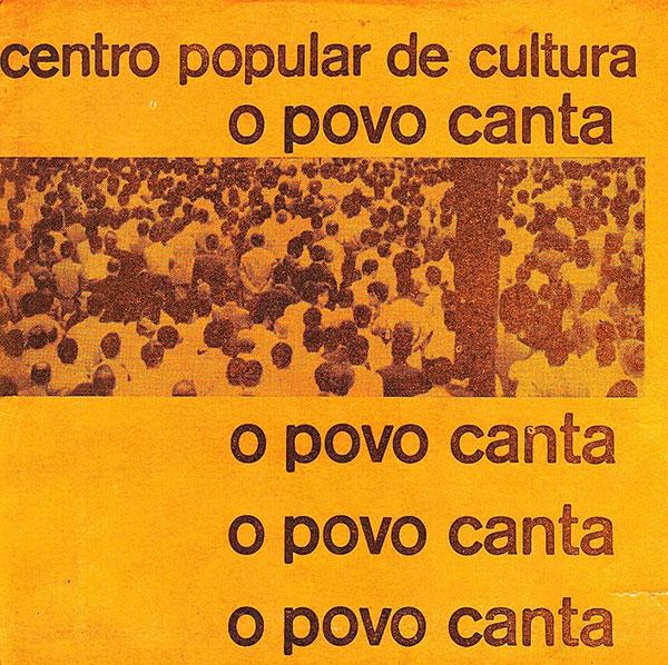 """Carlinhos Castilho canta """"Zé da Silva"""",  deGeny Marcondes e Augusto Boal, acompanhado pelo Conjunto CPC"""