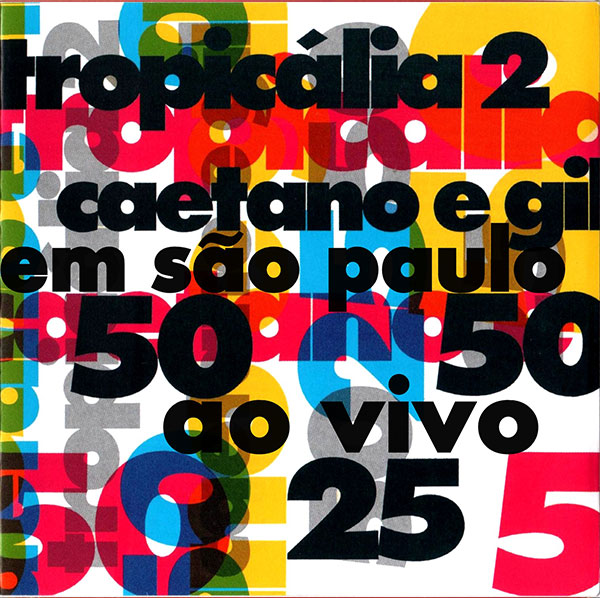 """Trecho de """"Cinema Novo"""", de Gilberto Gil e Caetano Veloso, com os autores"""