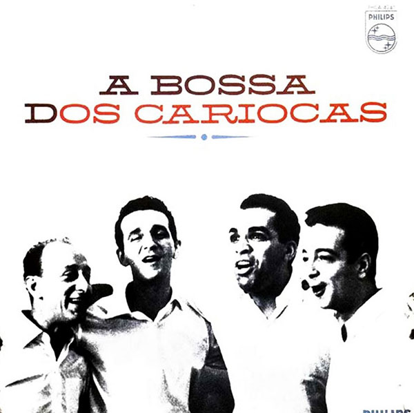 """Os Cariocas cantam """"Garota de Ipanema"""",  deTom Jobim e Vinícius de Moraes"""