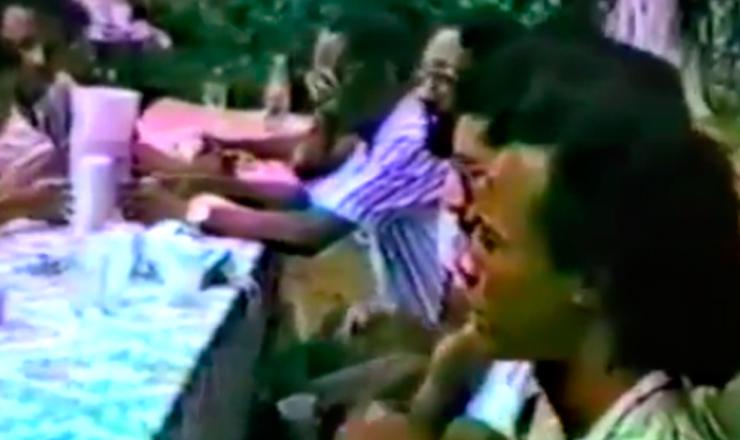 """Trecho de """"A História de uma Luta"""", vídeo editado por Ras Adauto e Zózimo Bulbul, tendo como condutores os militantes Amauri Pereira e Yedo Ferreira, que entrevistaram em 1985 os militantes do movimento negro dos anos 1930 e dos anos 1970. Lá estavam os fundadores Aristides Barbosa e Jose Correia Leite, que foram alguns dos personagens que criaram a Frente Negra Brasileira na década de 1930, na cidade de São Paulo."""
