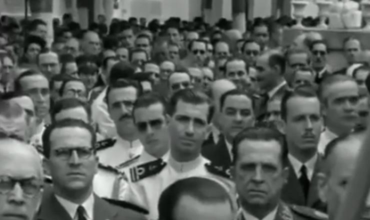"""O nome 'Intentona Comunista' fez parte do esforço dos vencedores de desqualificar os levantes.Trecho do documentário """"1935: o Assalto ao Poder"""" (2002), de Eduardo Escorel"""