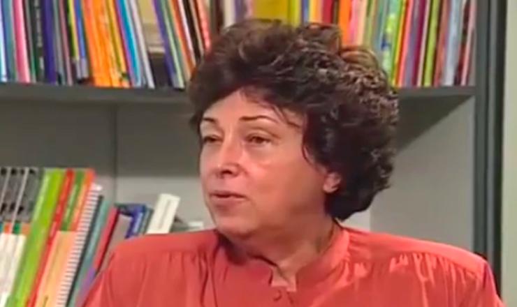"""A especialista Marisa Lajolo continua sua exposição sobre Monteiro Lobato, em trecho do programa """"Entrelinhas"""", da TV Cultura"""