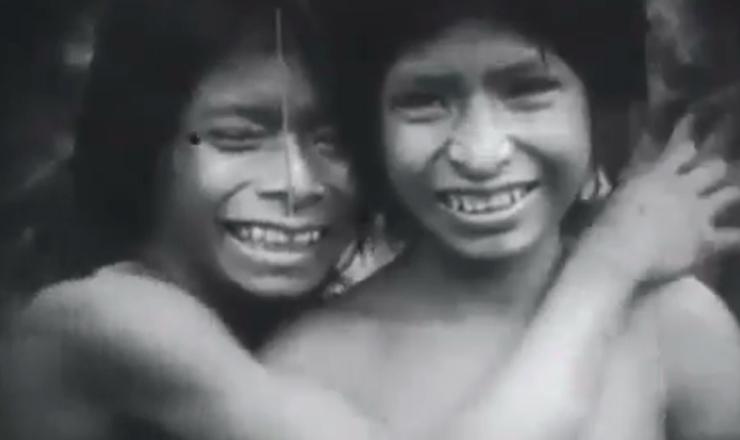 """Trecho do programa """"Rondon e os Índios Brasileiros"""" (2002), dirigido por Marco Altberg para a TV Escola"""