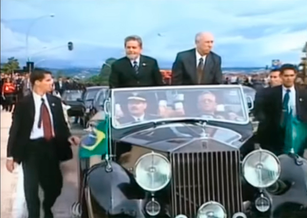 """Trecho de especial """"Lula: 8 Anos em 80 Minutos """", da TV Bandeirantes"""