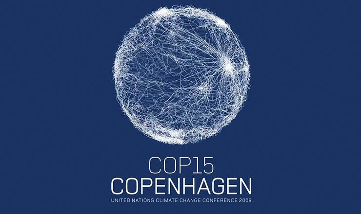Logomarca  da 15ª Conferência das Nações Unidas sobre Mudanças Climáticas