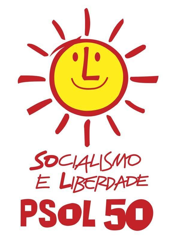 Logomarca PSOL