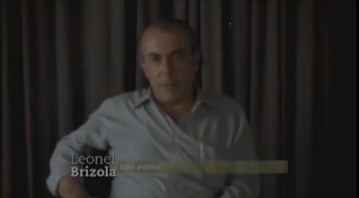 """Trecho do documentário """"Militares da Democracia"""" (2014), de Sílvio Tendler"""