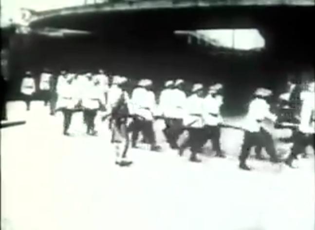 """Trecho do filme """"Getúlio Vargas"""" (1974), de Ana Carolina"""