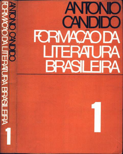 Formação da literatura brasileira, de Antonio Candido