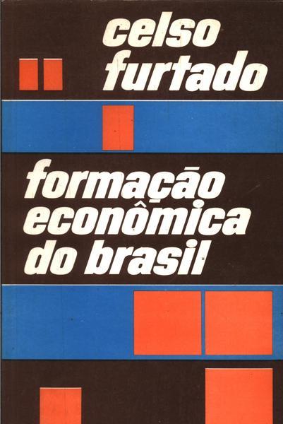 Formação econômica do Brasil, de Celso Furtado