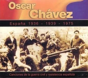 "Oscar Chávez canta""El Tururururú"""