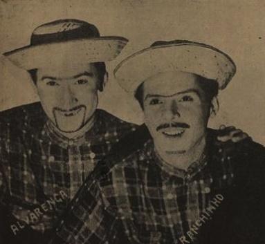 """Alvarenga e Ranchinho cantam sua composição """"Torpedeamento"""""""