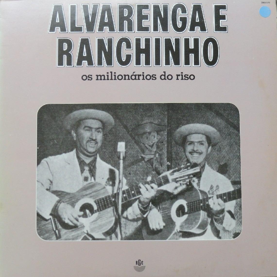 """Trecho de """"As Invenções"""", de Alvarenga e Ranchinho, na interpretação da dupla"""