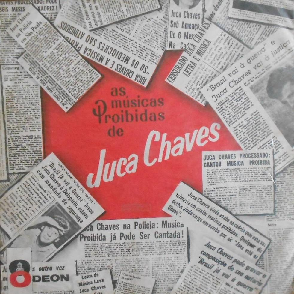 """Trecho de """"Brasil Já Vai à Guerra"""",  de Juca Chaves, com interpretação do autor"""