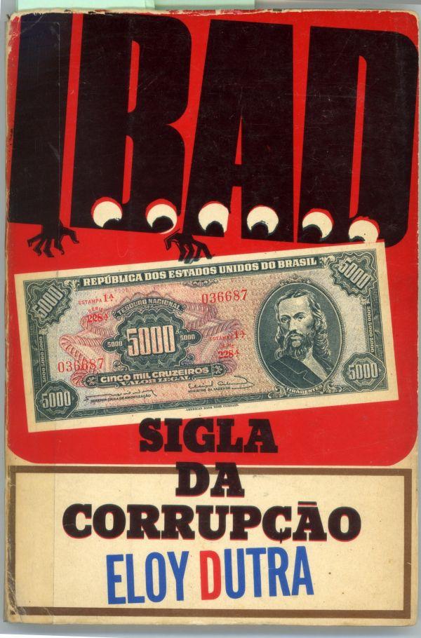 Livro de autoria do deputado Eloy Dutra (PTB) , Ed. Civilização Brasileira, 1963