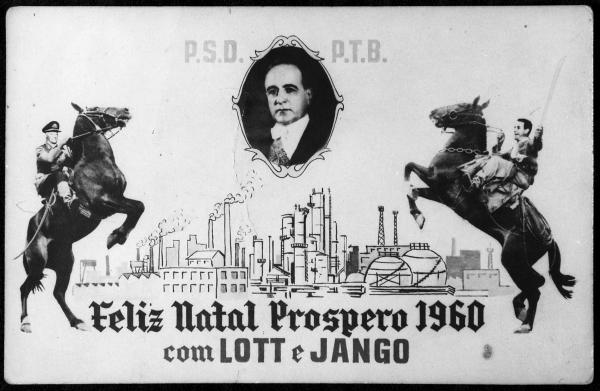 Cartão-postal de propaganda política