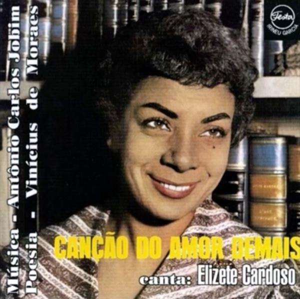 """Trecho de """"Chega de Saudade""""  (1958), de Tom Jobim e Vinícius de Moraes, por Elizeth Cardoso"""