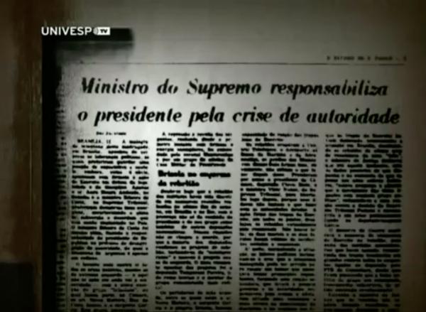 """Trecho de """"1964: A Revolta dos Sargentos"""" , da Univesp TV"""