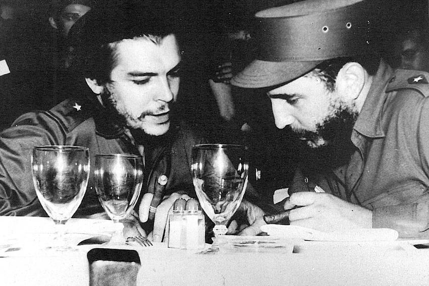 """Fidel Castro e Che Guevara se tornaram ícones do chamado """"Terceiro Mundo"""""""