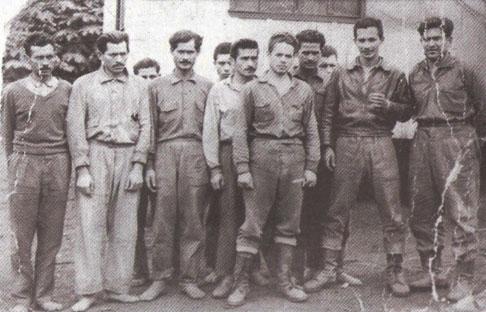Membros do M14 presos em Assunção, capital do Paraguai. (Foto: Reprodução)
