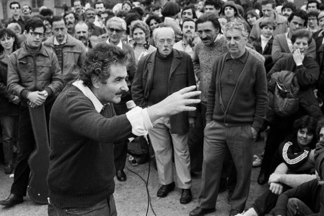 José Pepe Mujica, guerrilheiro Tupamaro que passou 15 anos na prisão e posteriormente seria eleito presidente do país. (Foto: Reprodução)