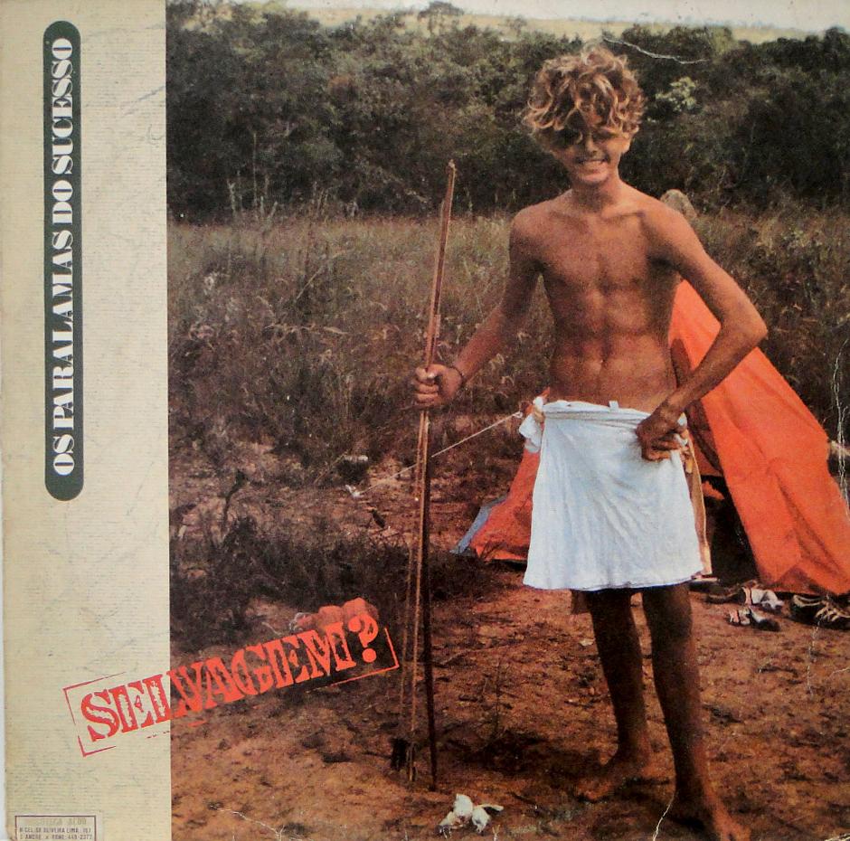 """Terceiro álbum da banda, """"Selvagem"""", título da principal faixa musical, é um clássico do rock brasileiro"""