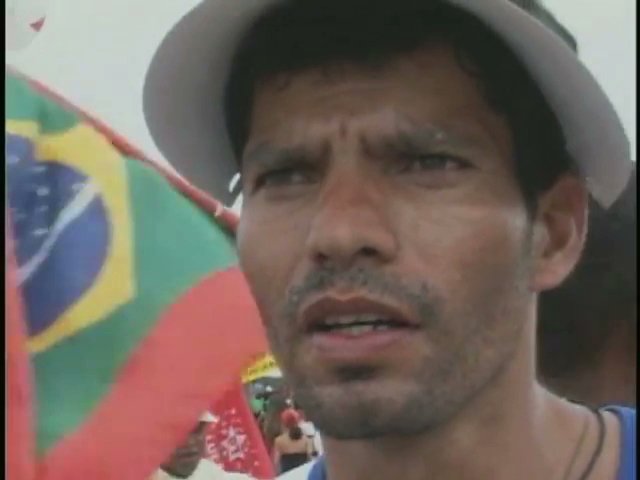 A festa e a esperança popular na posse do presidente Luís Inácio Lula da Silva