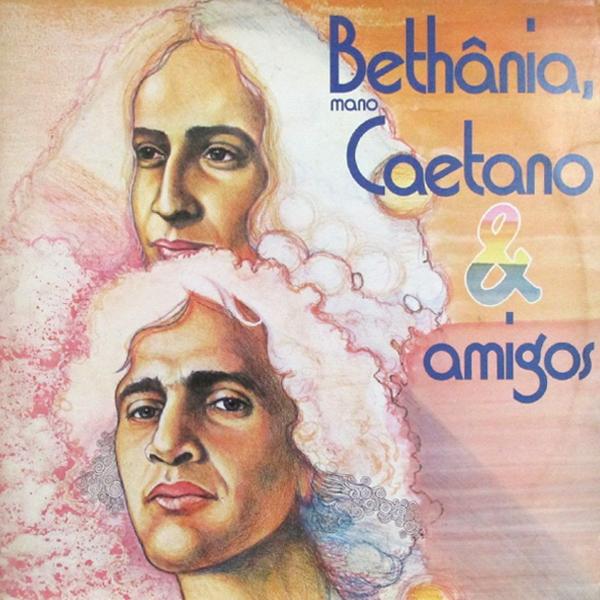 """""""Mano Caetano"""", composta por Jorge Ben Jor e gravada por Maria Bethânia no LP """"A Tua Presença"""""""