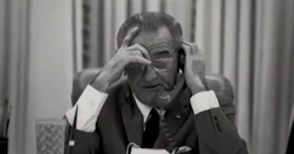 Gravações telefônicas mostram que o presidente norte-americano, Lyndon Johnson, autorizou a participação dos EUA no apoio ao golpe de 1964