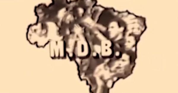 Trecho do documentário mostra a propaganda eleitoral do MDB na TV em 1974