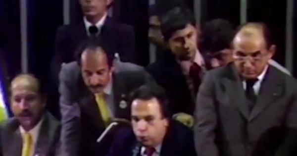 Votação da emenda Dante de Oliveira na Câmara dos Deputados e a derrota das Diretas-Já