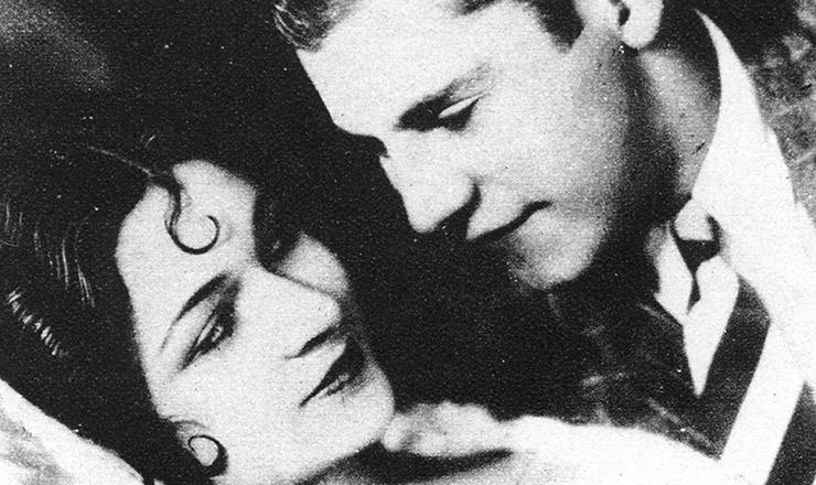 <strong> Cena do filme&nbsp;&quot;Lábios sem Beijos&quot;&nbsp;</strong> (1930), dirigido por Humberto Mauro, o primeiro filme da Cinédia