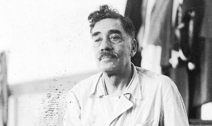 <strong> Ogeneral Ataliba Leonel, </strong> preso na Casa de Correição, Rio de Janeiro