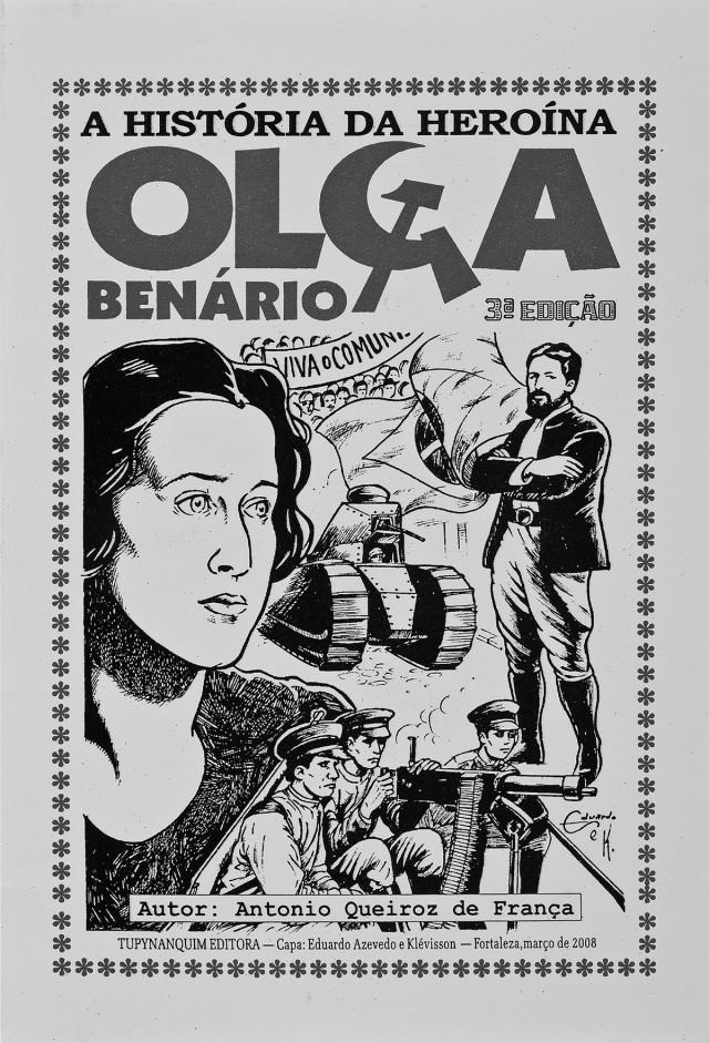 A vida de Olga Benário em cordel (2008)