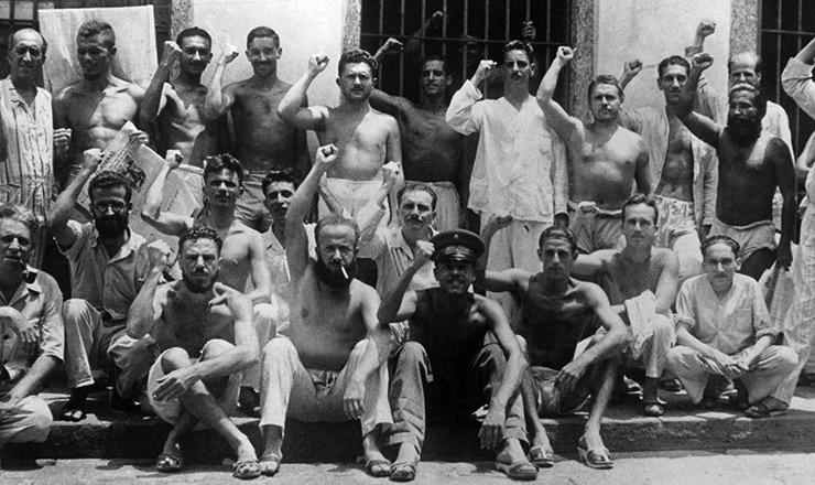 <strong> Prisioneiros pol&iacute;ticos ainda n&atilde;o julgados, </strong> que seriam libertados por ato do ministro da Justi&ccedil;a