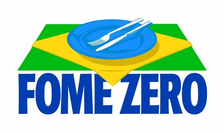 <strong> Programa Fome Zero: </strong> logomarca